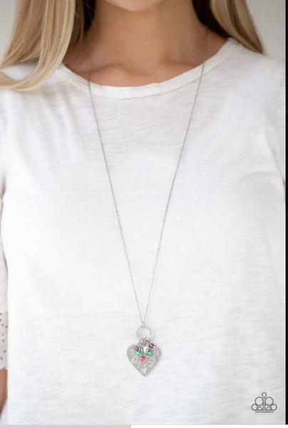 Romeo Romance - Multi - Necklace & Earrings