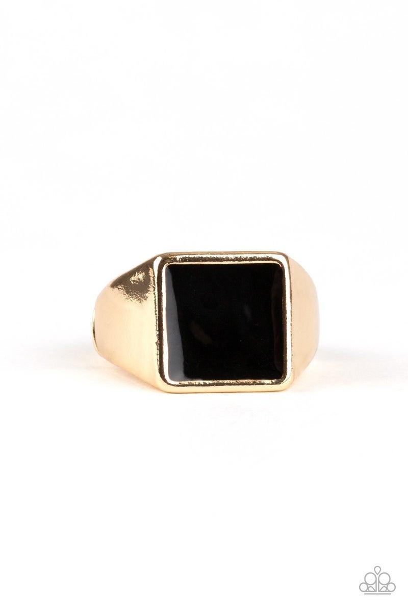 Fresh Start - Gold Ring