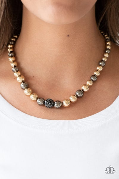 High-Stakes FAME - Multi Necklace