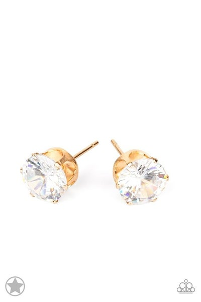 Just In TIMELESS - Gold Earring
