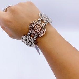 A Good Mandala Is Hard To Find Bracelet