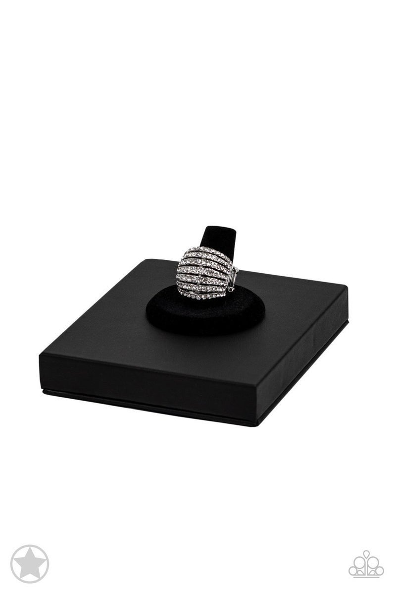 Blinding Brilliance - White Ring