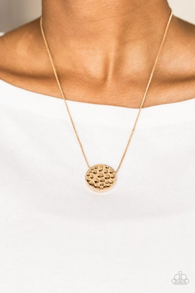 The BOLD Standard - Gold Necklace