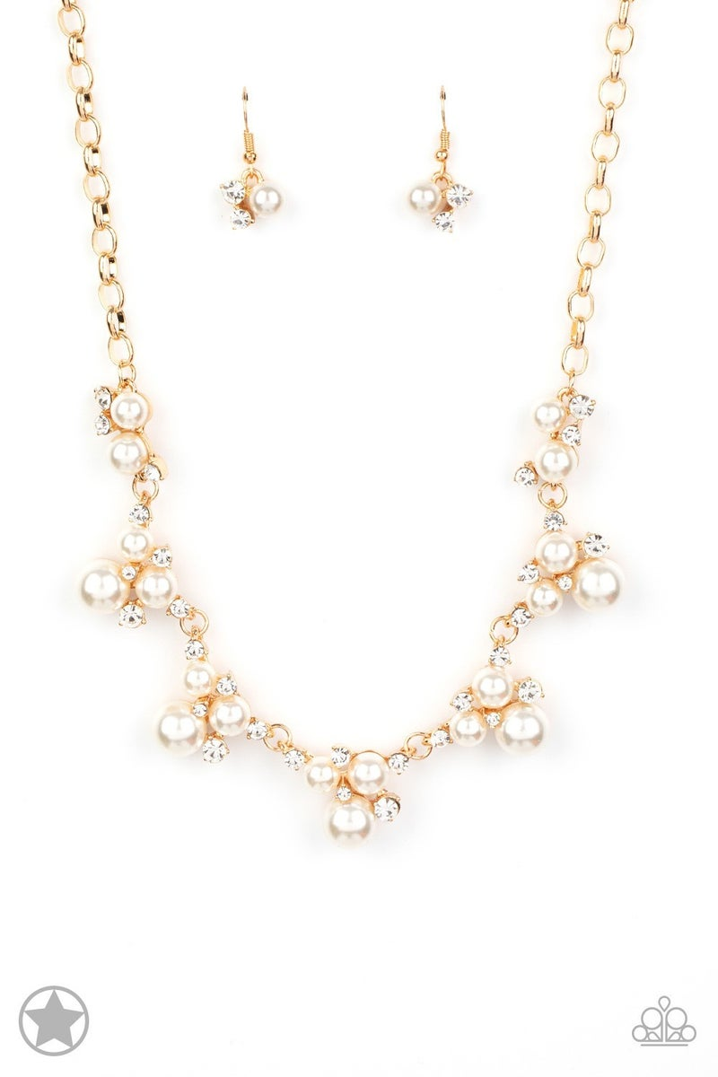 Toast To Perfection - Gold Necklace