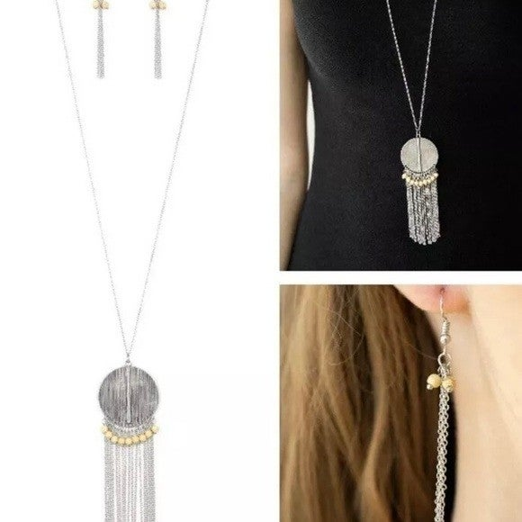 Necklace ~ Get A ROAM! - Yellow