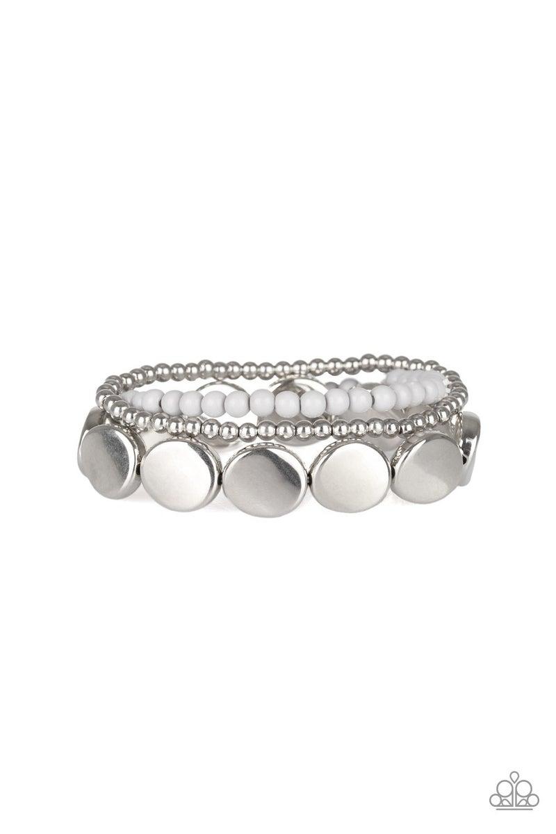 Beyond The Basics - Silver Bracelet
