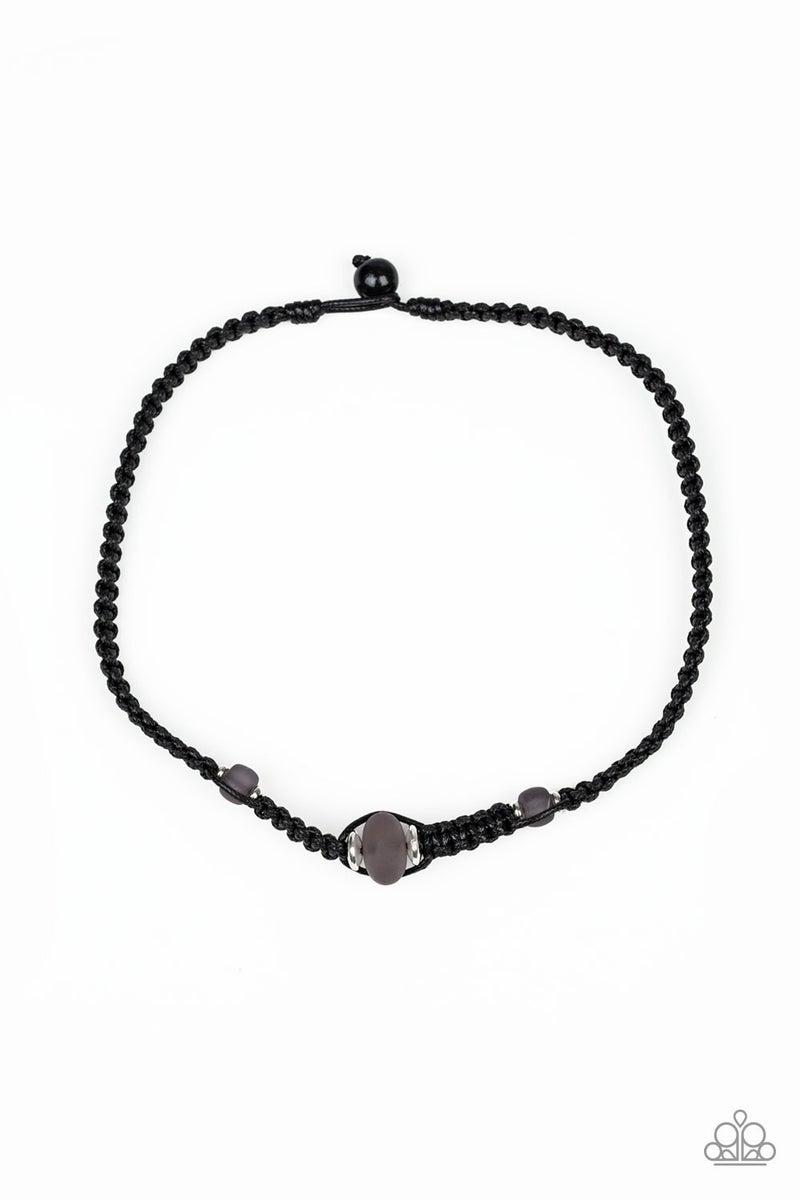 Maui Beach - Black Necklace