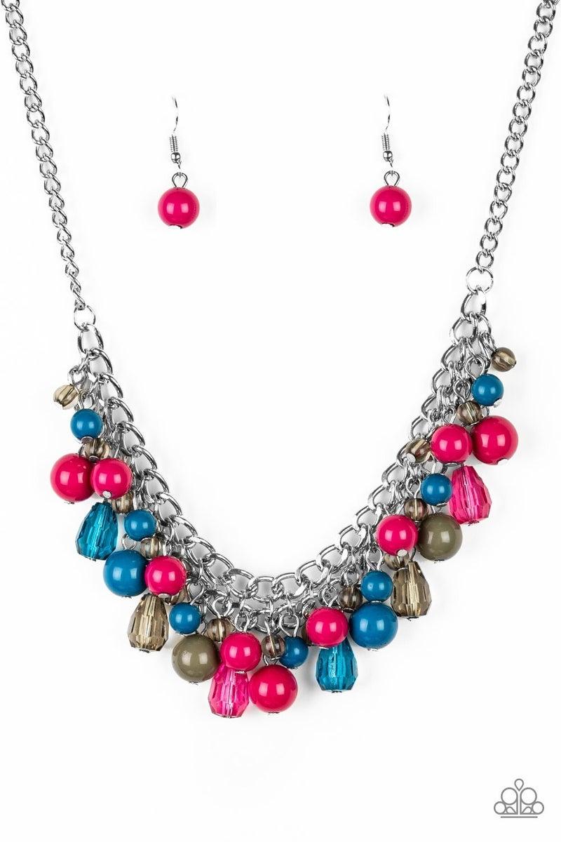 Tour de Trendsetter - Multi Necklace Set