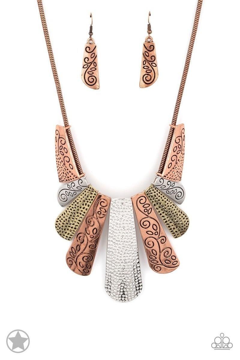 Untamed Necklace