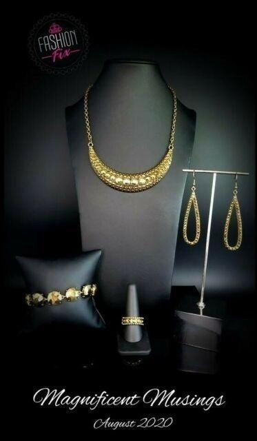 Magnificent Musing Fashion Fix August 2020 Complete set