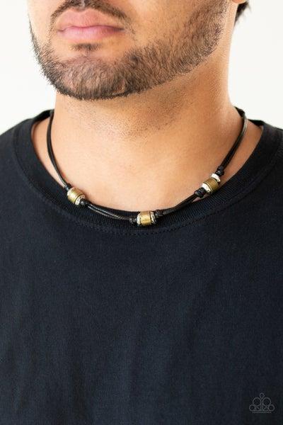 Renegade Ranger - Black Necklace