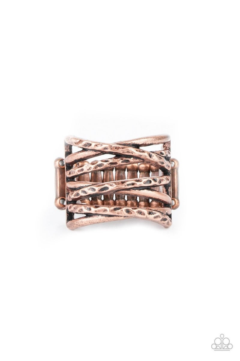 Switching Gears - Copper Ring