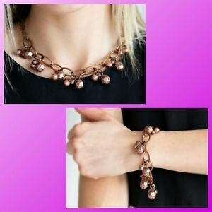Make Do In Malibu Copper-Bracelet