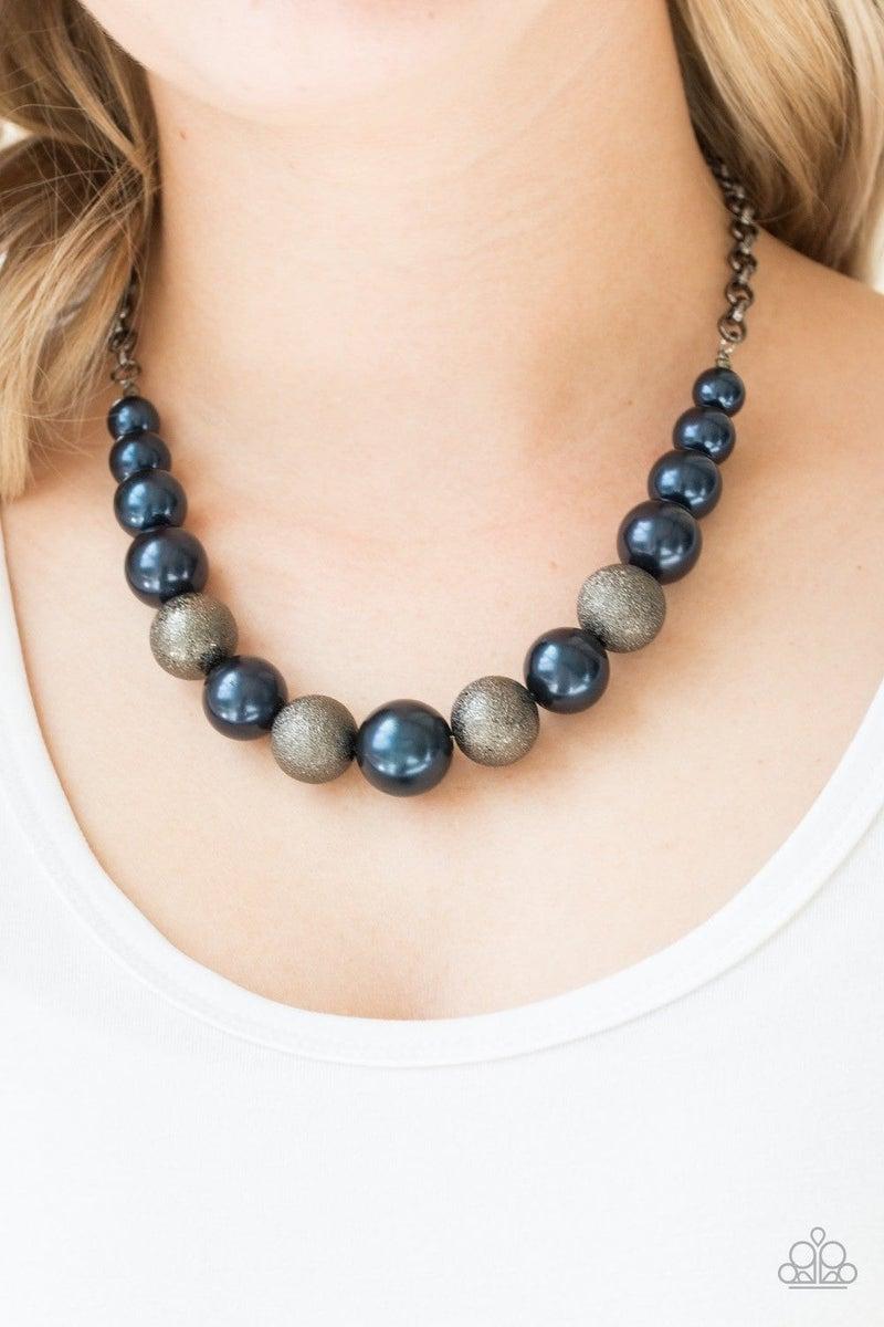 Color Me CEO - Blue Necklace