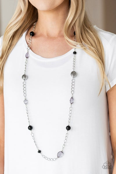 Only For Special Occasions - Black Necklace