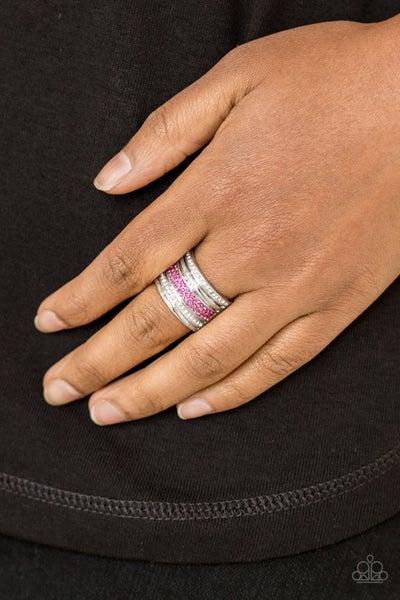 Top Dollar Drama - Pink Ring