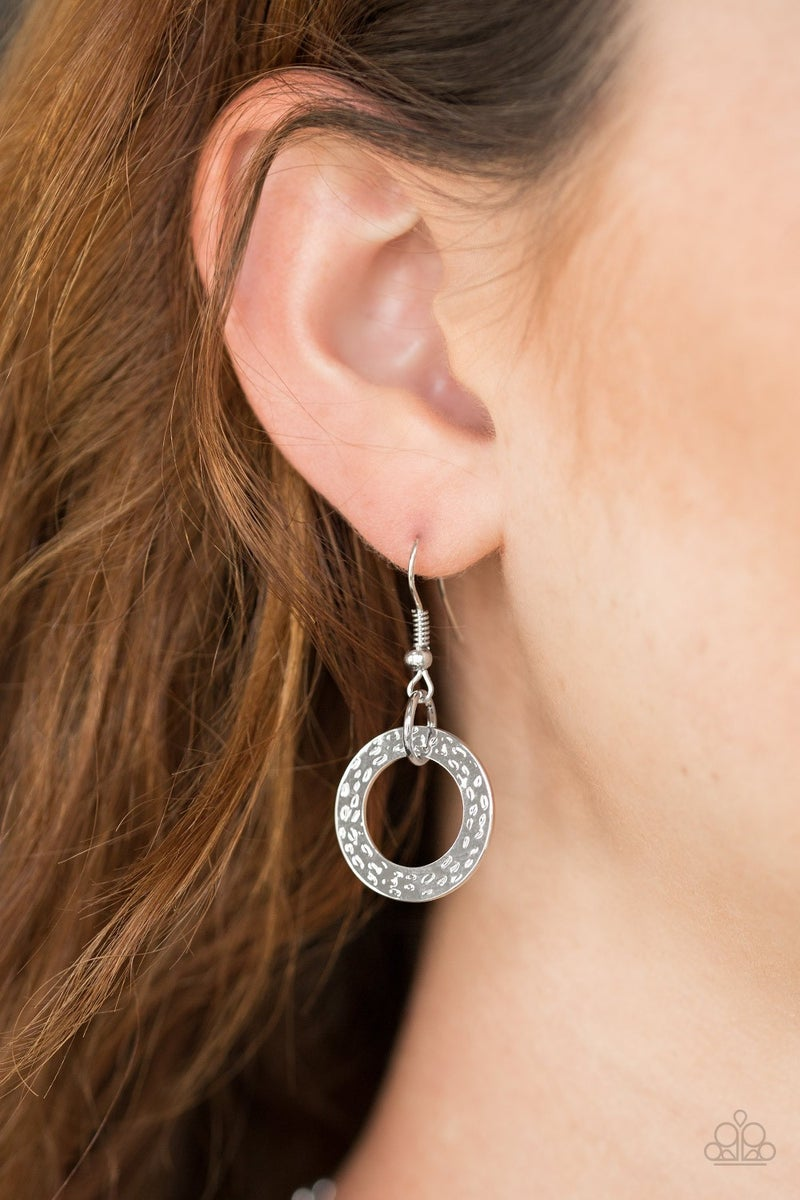Treasure Tease - Silver Necklace