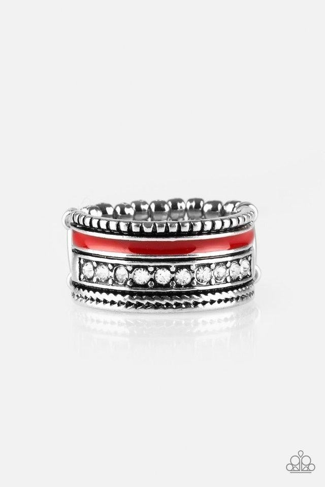 Rich Rogue - Red ♥ Ring