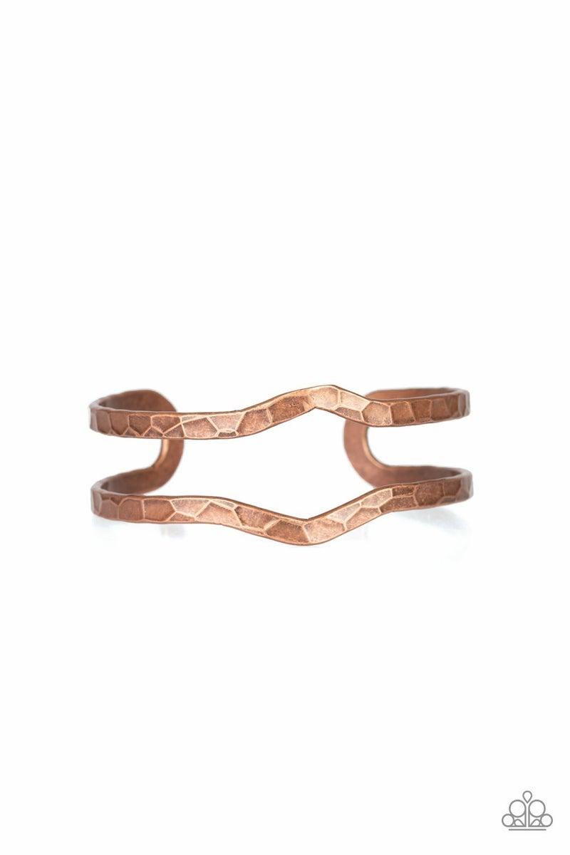 Highland Heiress - Copper Bracelet