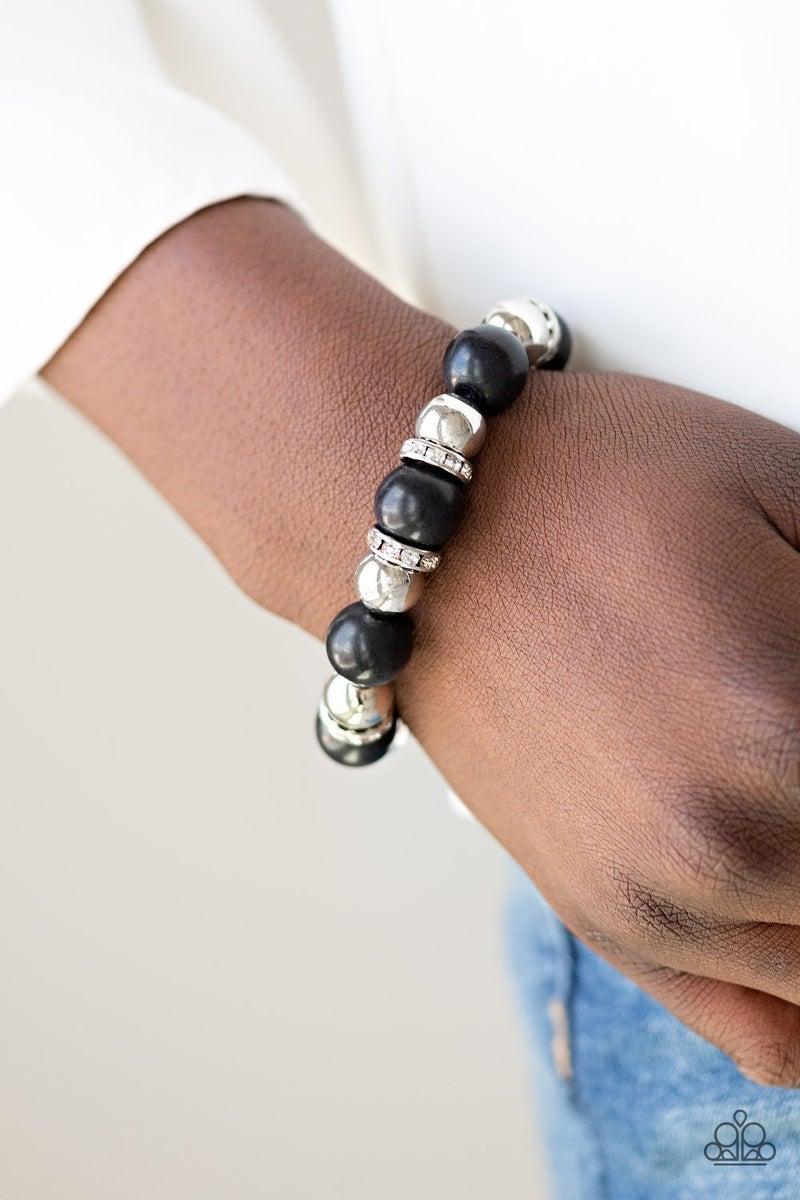 Ruling Class Radiance - Black Bracelet