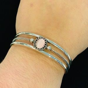Top Of The Pop Charts Pink Bracelet