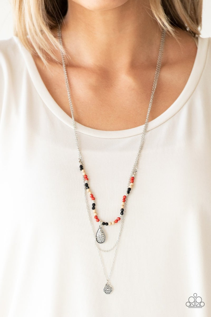 Mild Wild - Multi Necklace set