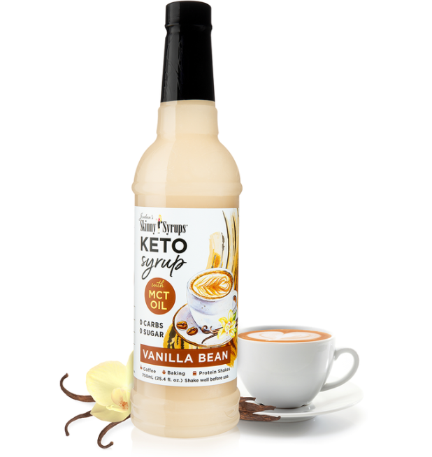 Keto Skinny Syrup w/ MCT Oil
