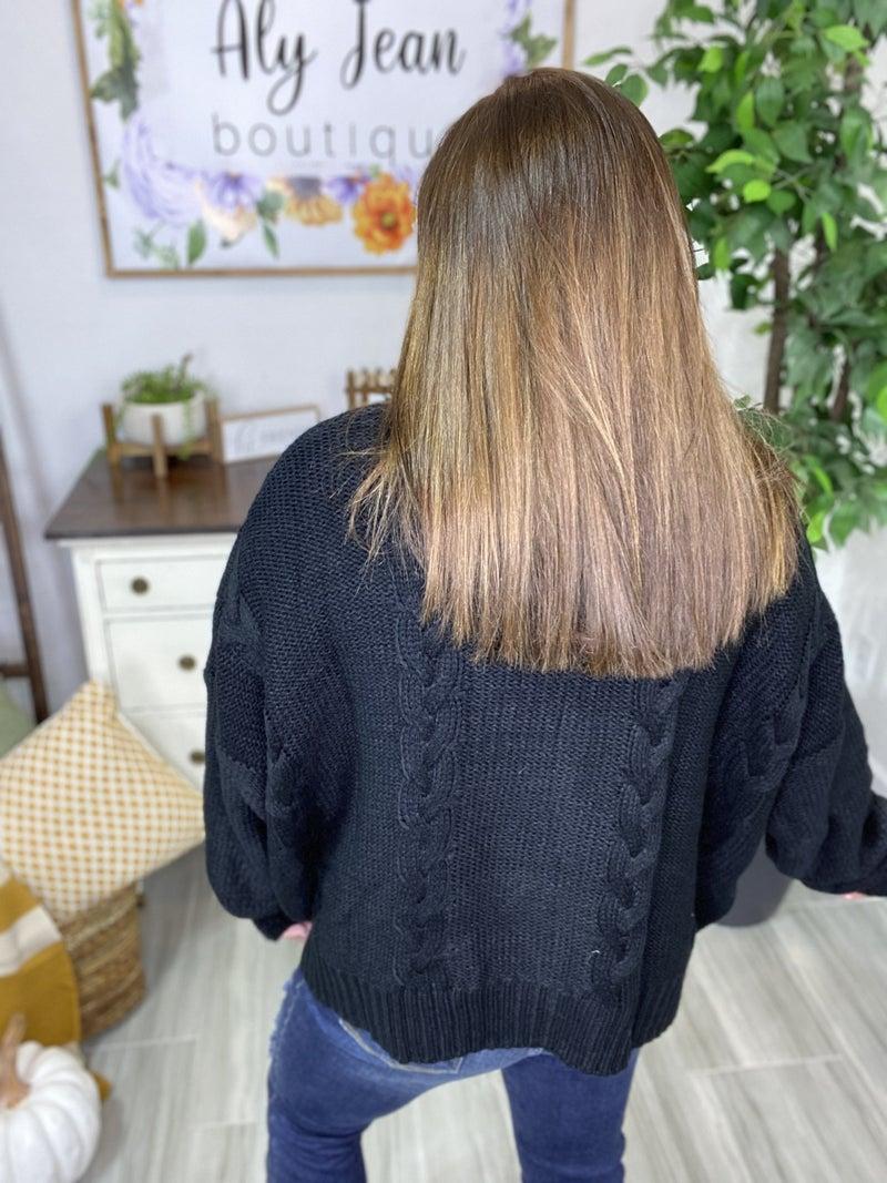 Moonlit Sweater