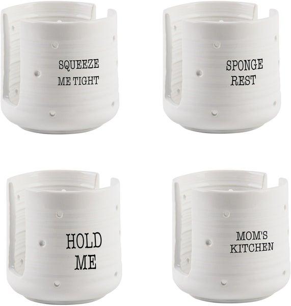 Round Sponge Holder (Variety Styles)
