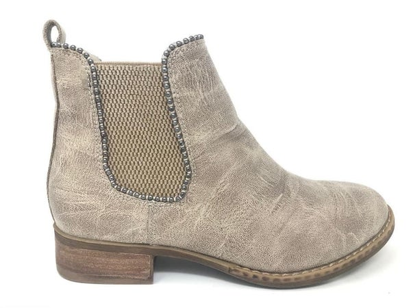 Very G Chase Booties