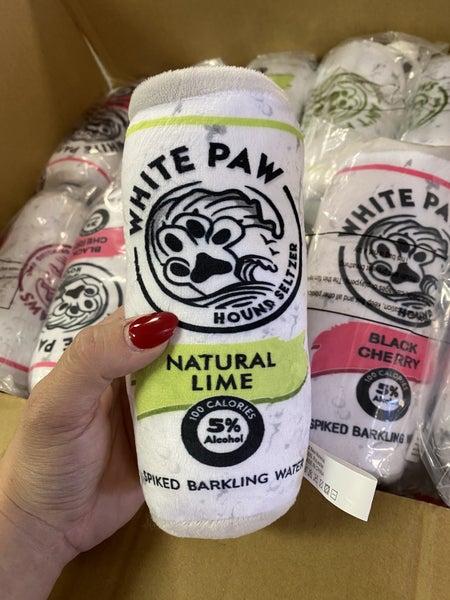 White Paw Dog Toy