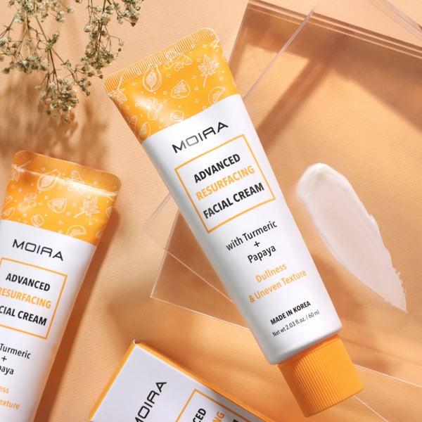 Advanced Resurfacing Facial Cream Turmeric & Papaya