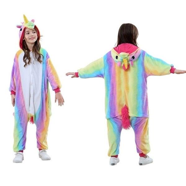 Kids Unisex Animal Onesies 2-4 YO