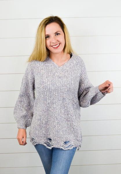 Like an Angel Sweater