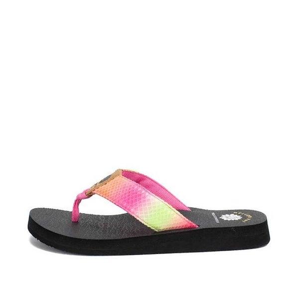 Nadeli Fuchsia Sandals