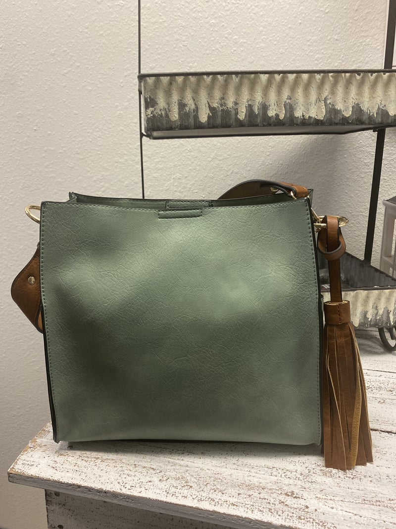 Lyla 2-in-1 Bucket Bag w/ Guitar Strap