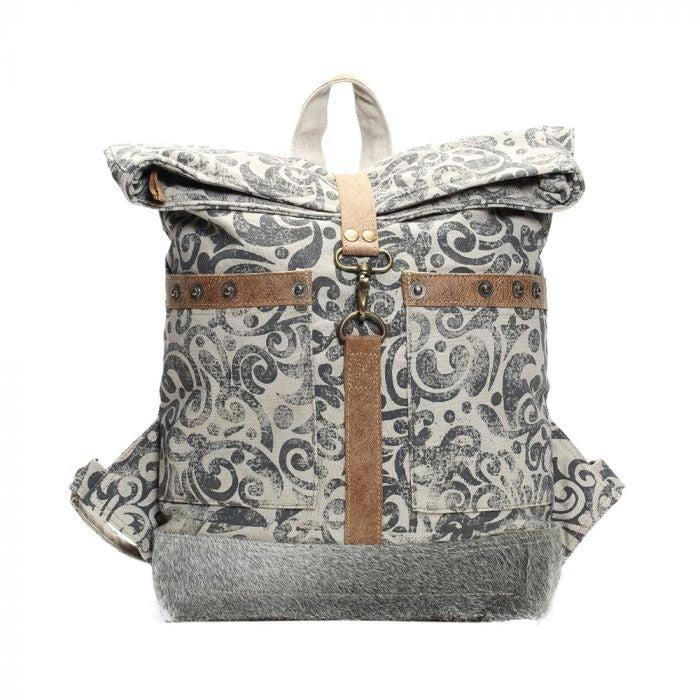 Myra Bag - Foldover Backpack Bag