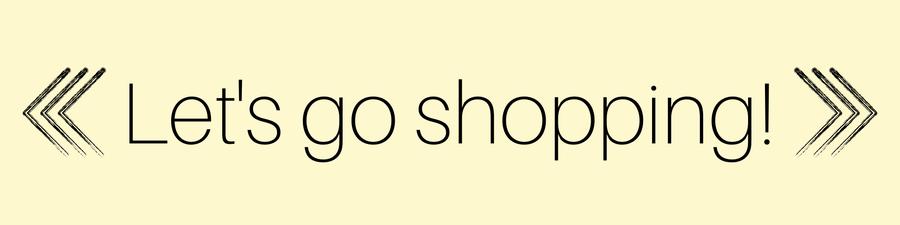 Let's Shop!