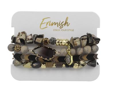 Erimish Carded Stack