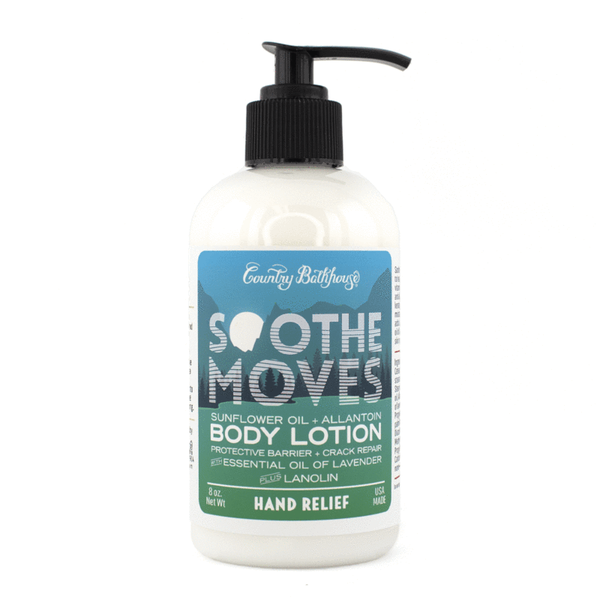 Soothe Moves Body Lotion (Variety Scents)
