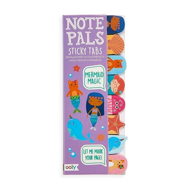 Note Pals Sticky Note Tabs (5 Kinds)