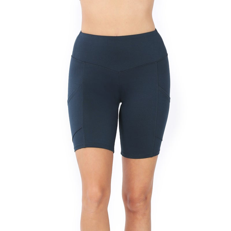NEW Biker Shorts With Pockets
