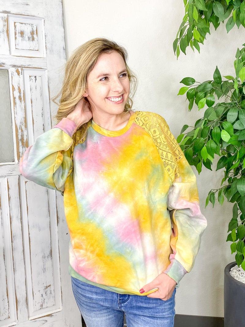 Rising Sun Sweater