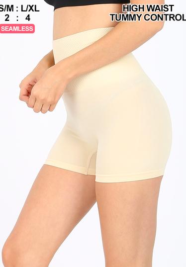 High Waist Tummy Control Shorts