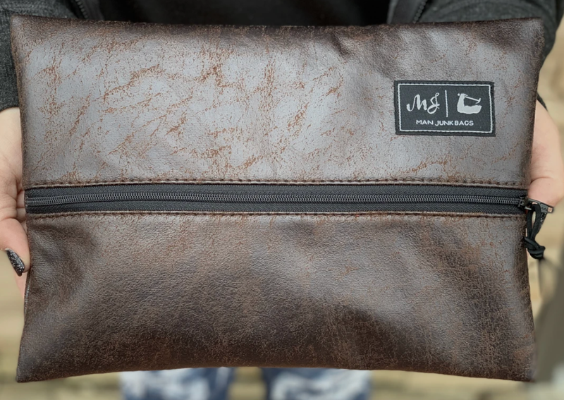 The Woodsman Man Junkie Bags