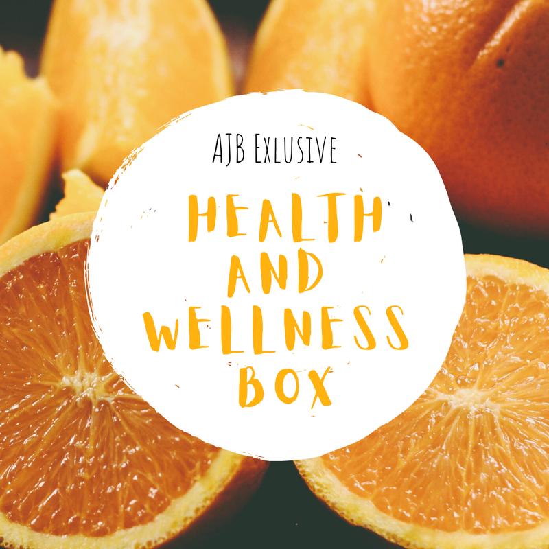 AJB HEALTH AND WELLNESS BOX
