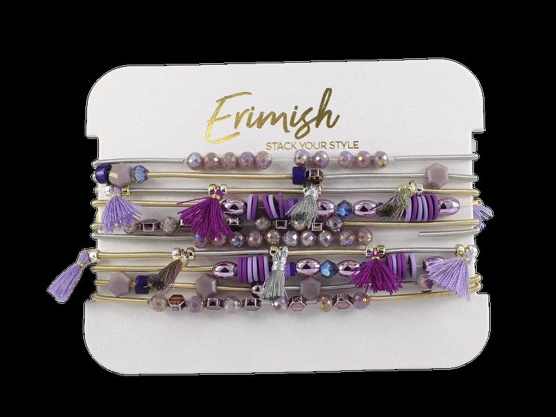 Erimish Slinky Carded Stack (6 Color Ava.)