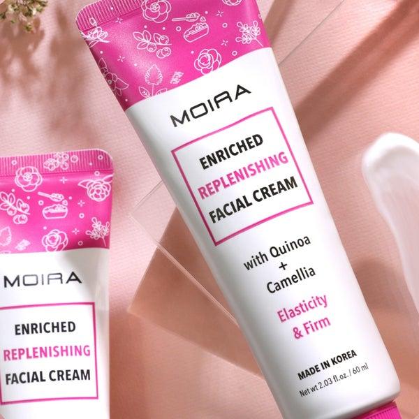 Enriched replenishing Facial Cream with Quinoa & Camellia