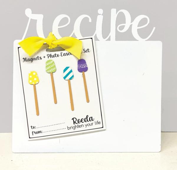 Recipe Board Set