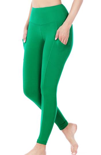 Full Length Legging With Pockets